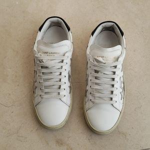 Saint Laurent Court Classic California Sneaker